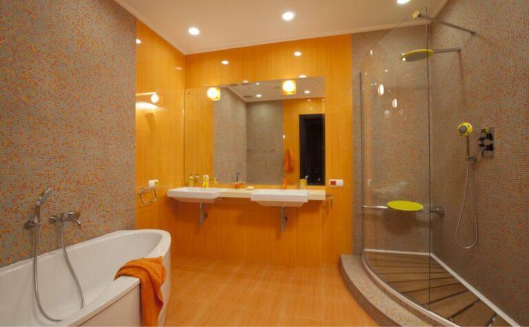 Ремонт в ванной в Санкт-Петербурге