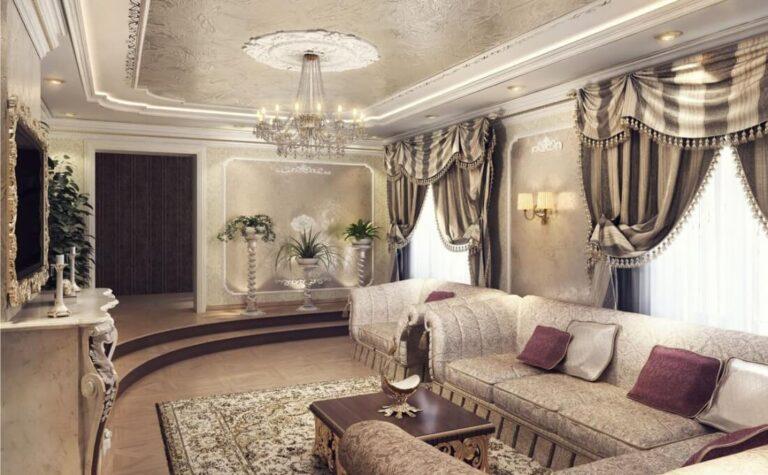 Ремонт в гостинной в Санкт-Петербурге